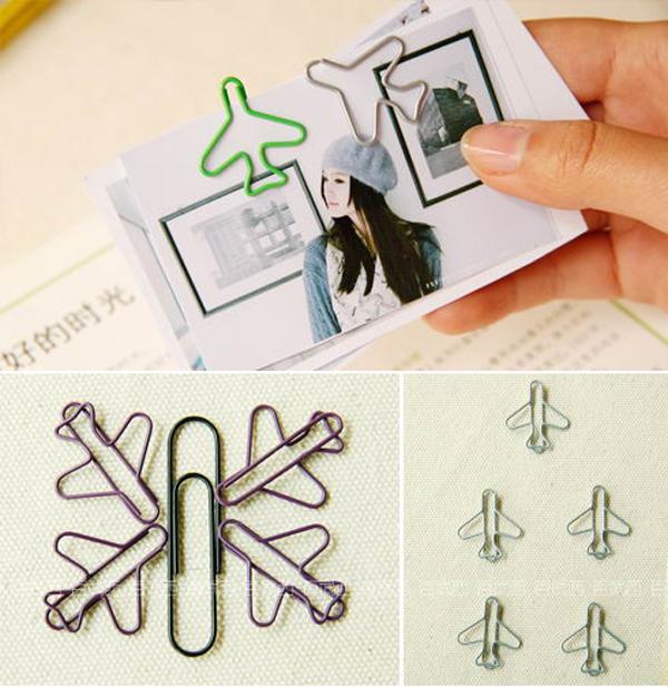 小小回形针的精彩--手工制作