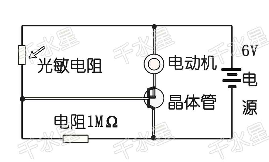 达林顿晶体管_电子元件_电路配件_千水星-diy